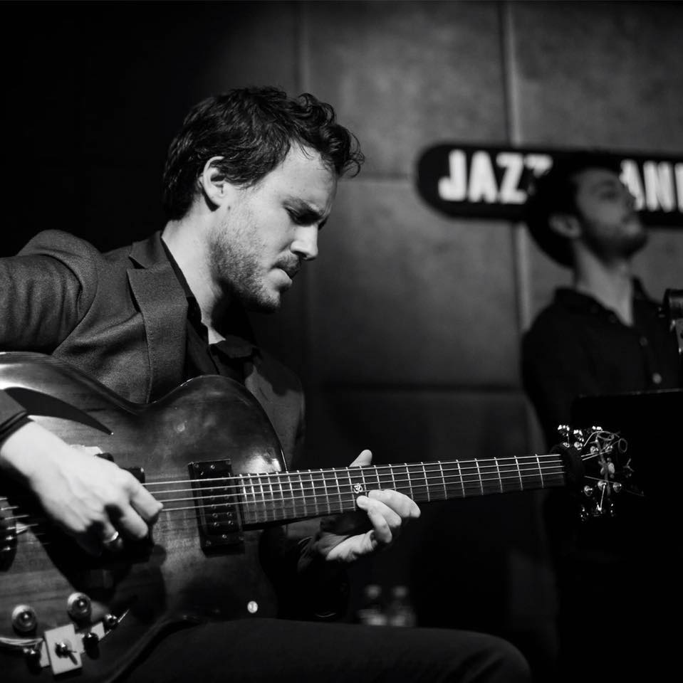 Gilad Hekselman: The jazz man who's as smooth as canbe.