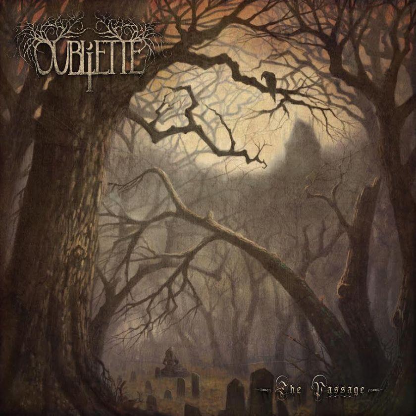 Oubliette cover art